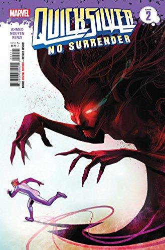 Quicksilver: No Surrender (2018) #2 VF/NM Avengers