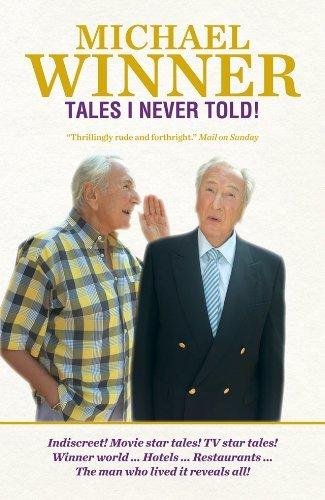 Tales I Never Told! by Michael Winner (2012-09-18) ePub fb2 ebook