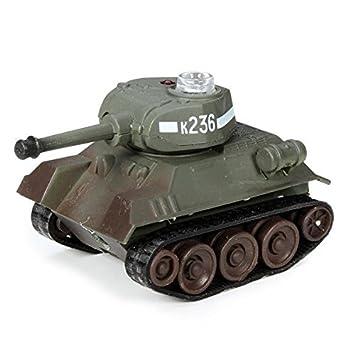 Tank-7 1/48 Interactive Tank War Micro Mini RC Battle Tank