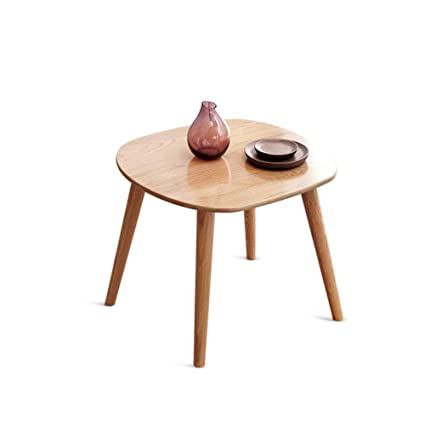 Amazon.com: WYNZYBZ Nordic Home Solid Wood Coffee Table ...