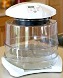 Moringware HO1200M-WR Infrared Halogen Oven with Extender Ring