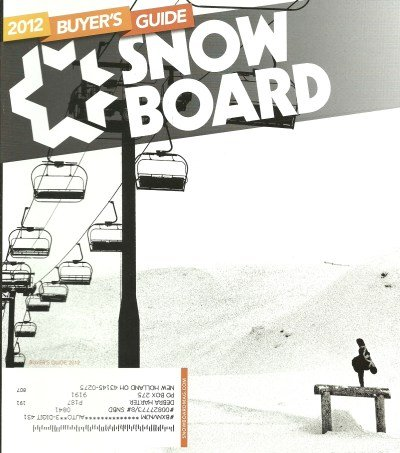 (Snowboard 2012 Buyer's Guide Gallery, Platinum Picks, Manufacturing Guide)