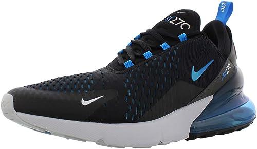 air max 270 azules e negros