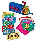 Felt Mailbox Play Set