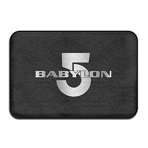 Babylon 5 1994 Logo Platinum Style Floormats