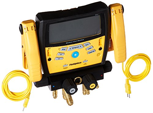 Price comparison product image Fieldpiece SMAN440 Wireless 4-Port Digital Manifold