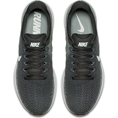95277f00806a Galleon - NIKE Men s Air Zoom Vomero 13 Running Shoe Anthracite Barely  Grey-Clay Green 12.5