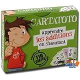 Jeu de 110 cartes : Cartatoto Additions
