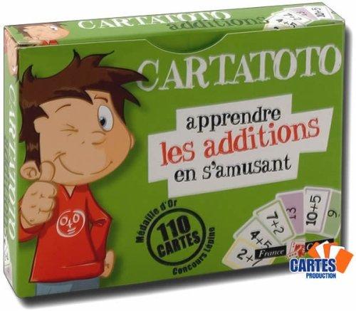 Jeu de 110 cartes : Cartatoto Additions product image