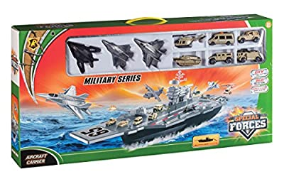 Daron Worldwide Trading Daron Aircraft Carrier BP96243 Playset