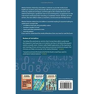 Medical Statistics Made Easy, third edition Paperback – 26 Jun 2014