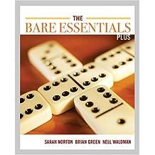The Bare Essentials Plus: Includes 2009 MLA update card