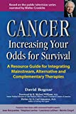 Cancer-Increasing Your Odds for Survival, David Bognar and Hunter House Staff, 0897932471