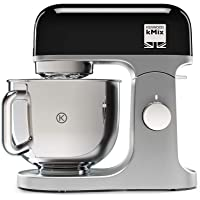 Kenwood kMix KMX750BK, robot procesador de alimentos, robot procesador de alimentos multifuncional con cuenco de acero…