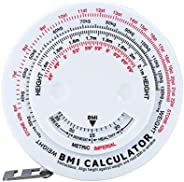 Índice de Massa Corporal IMC retrátil Tape 150 centímetros Medida Calculator peso dieta fita mede perda Tools