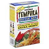 Kikkoman Tempura Batter Mix, 10-Ounce (Pack of 12)