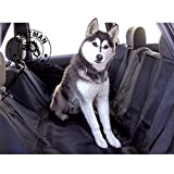 Cartman 54 x 59 Inches Waterproof Hammock Seat Cover for Pets, with Pocks
