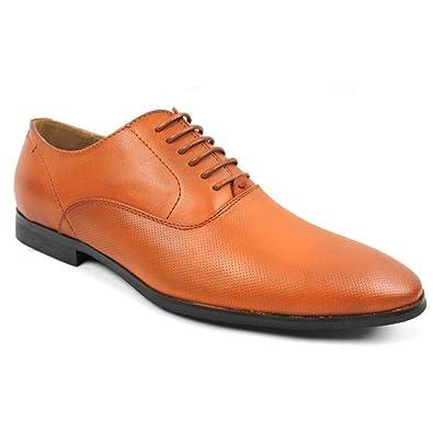 Modernos Hombre Punta Punta Encaje de Vestido y Puntos Zapatos 5OOn1qw6rZ