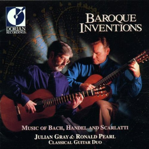 Dorian Recordings - Baroque Inventions