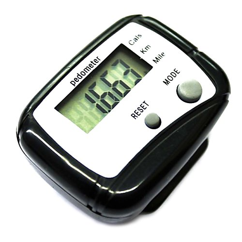 Digital LCD Pedometer Pocket Counter Walking