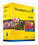 Learn Italian: Rosetta Stone Italian - Level 1-2 Set