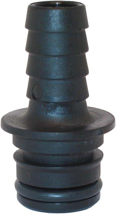 Tubo de manguera de 1,27 cm Jabsco Flojet 20381-002 recto 1 unidad