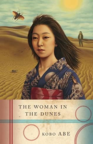 book cover of The Woman in the Dunes