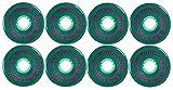 Bones Quad Wheels Elite 57Mm Green Roller Skate