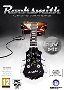 Rocksmith - incluye cable Real Tone (PC DVD) [Importación inglesa]