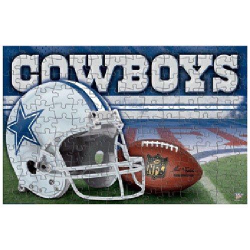 WinCraft NFL Dallas Cowboys Puzzle in Box (150 Piece) -