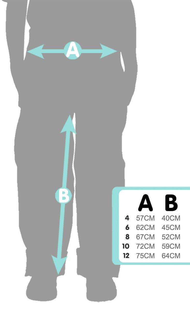Childrens Bib Overalls Age 6-12 Blue Slim leg dungarees age 6 8 10 12 Genius Star