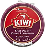 kiwi shoe polish cordovan - Kiwi Paste Shoe Polish cordovan