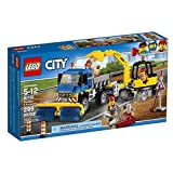 LEGO City Great Vehicles Sweeper & Excavator 60152 Building Toy