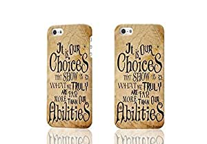 diy phone caseHarry Potter Quote Vintage Look 3D Rough Case Skin, fashion design image custom , durable hard 3D case cover for iphone 5/5s , Case New Design By Codystorediy phone case