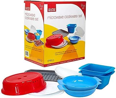 Rapid Brands Deluxe - Juego de utensilios de cocina y ...