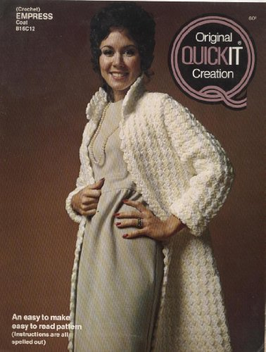 Creation Crochet Coat Halter Hat Handbag Craft Pattern Pamphlet (Halter Hat)