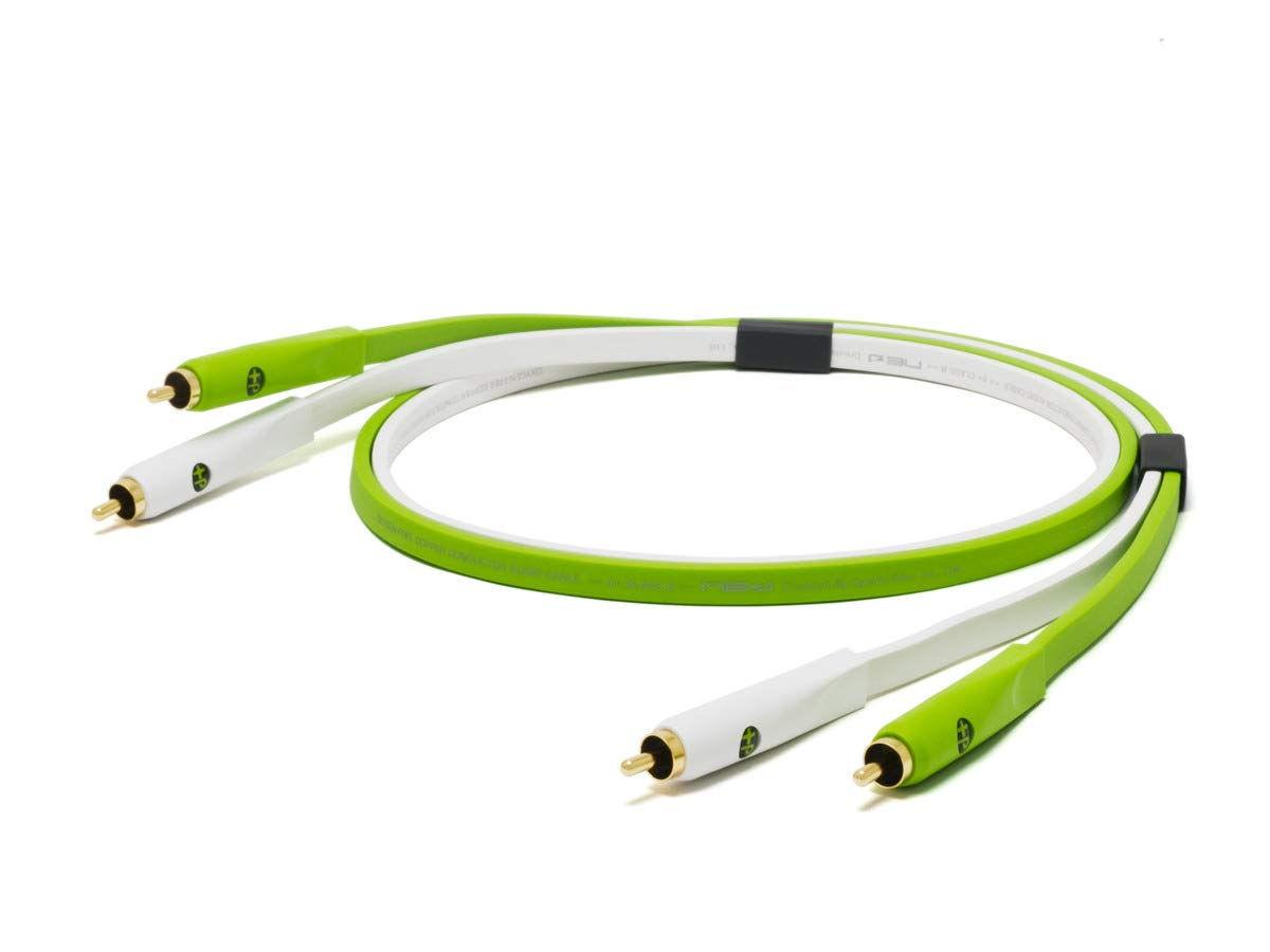 NEO by Oyaide d+ RCA (Class B) – Hi-Speed and Durable Digital Cable for DJ's, Musicians and Producers Oyaide Electric Company NEORCAB3M