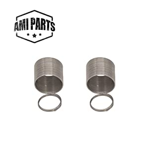 AMI PARTS 2Pack Top Load Washer Centering Springs for Whirlpool, Roper, Admiral, Maytag