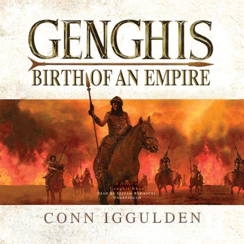 Bargain Audio Book - Genghis