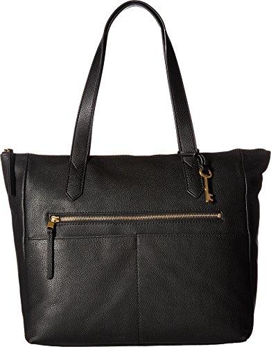 Fossil Black Handbag - 7