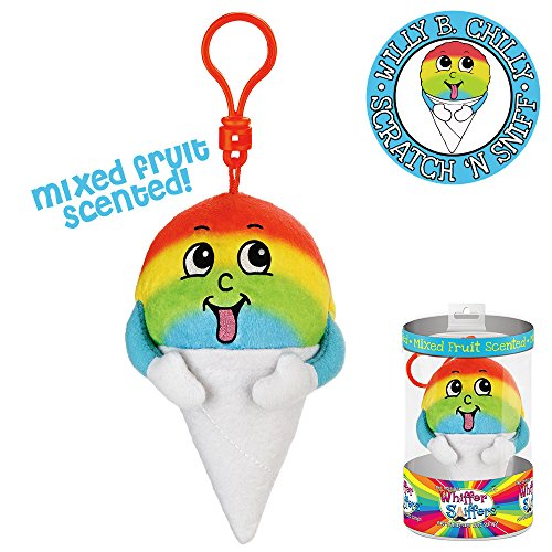 Whiffer Sniffers Willy B. Chilly Snowcone Scented Backpack Clip