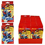 Marvel Spiderman Set of 2 Card Games - Crazy Eights and Go Fish