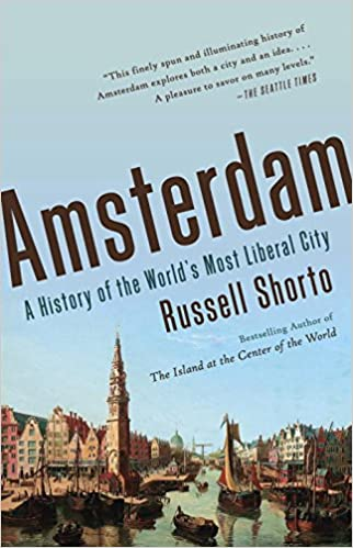 Image result for Amsterdam russell shorto
