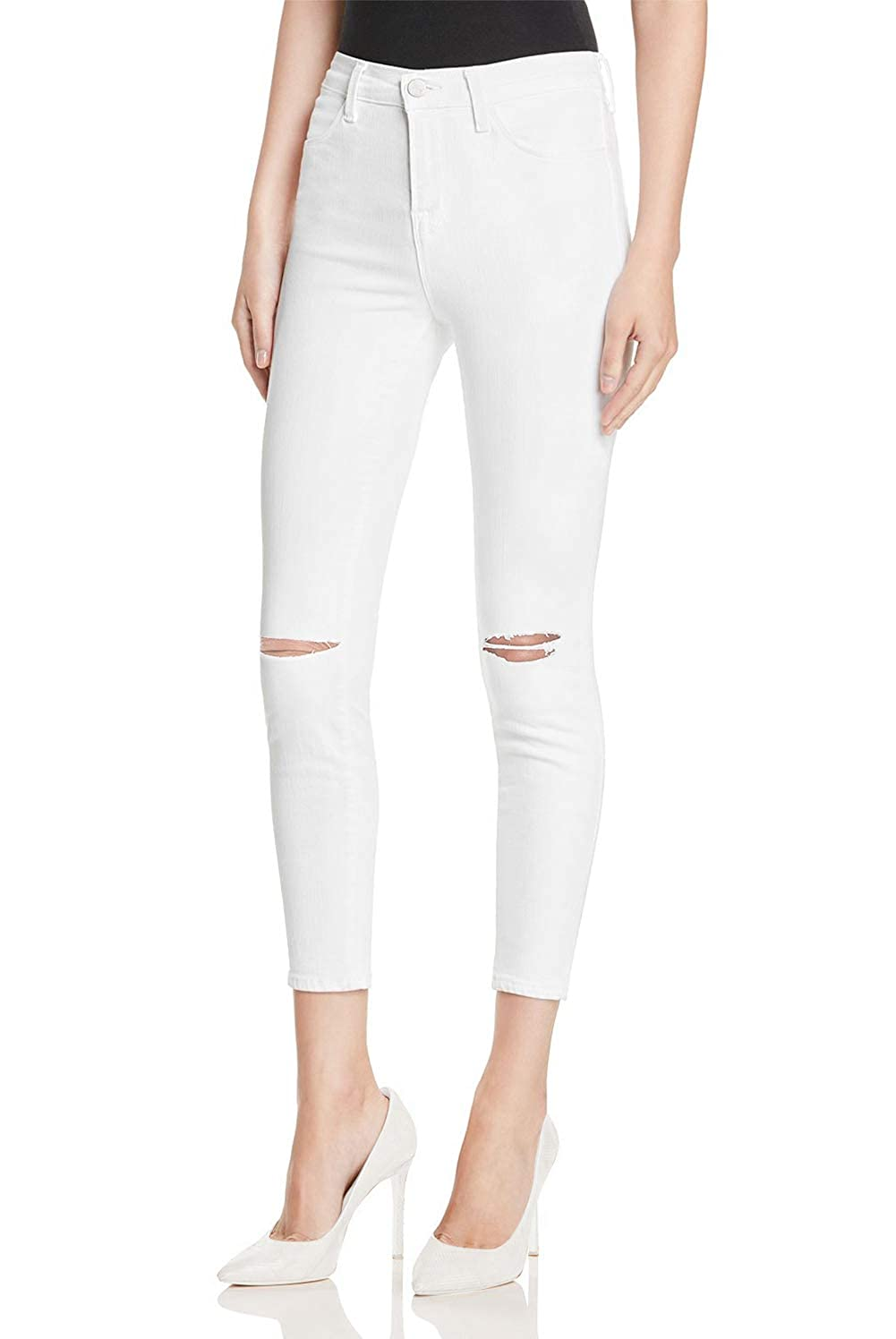 MONYRAY High Rise Skinny Jeans Cotton Stretch