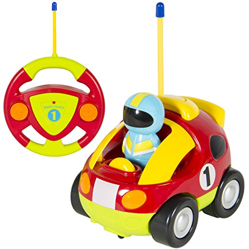 Best Choice Products Kids 2 Channel Beginner Remote Control Cartoon