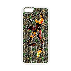 """LISHUANGSHUANG Phone case Style-10 -Browning Pattern Protective Case For Apple Iphone 6,4.7"""" screen Cases"""