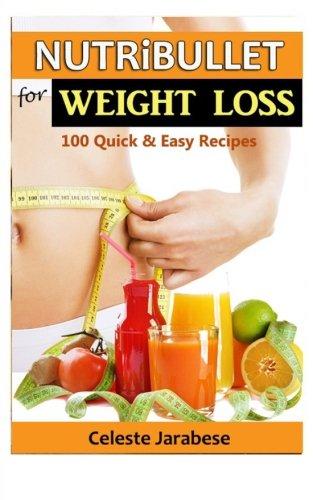 NUTRiBULLET Recipes Weight Celeste Jarabese product image