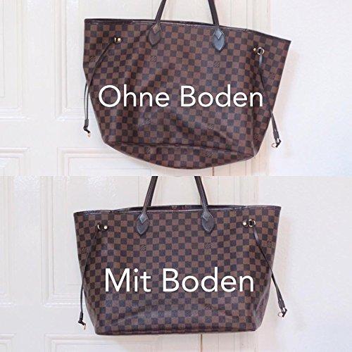 Shaper Bag base Transparent for Baseshaper MM Transparent Shelf Neverfull q5twEx8