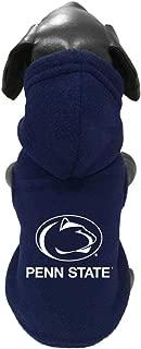 product image for NCAA Penn State Nittany Lions Polar Fleece Hooded Dog Jacket