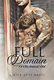 Full Domain (A Nice Guys Novel Book 3)